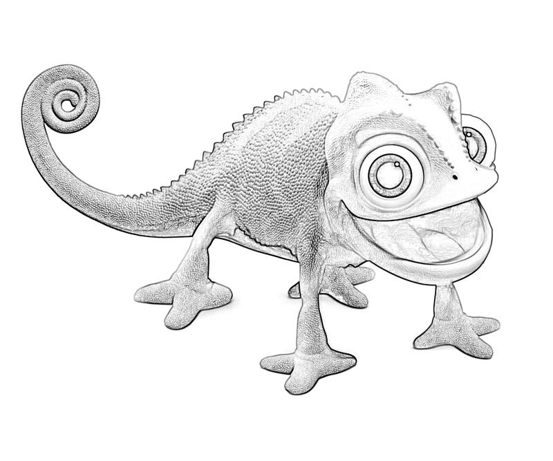 printable-tangled-pascal-funny_coloring-pages