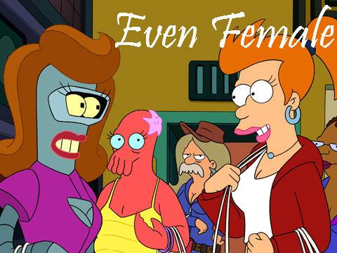 even female