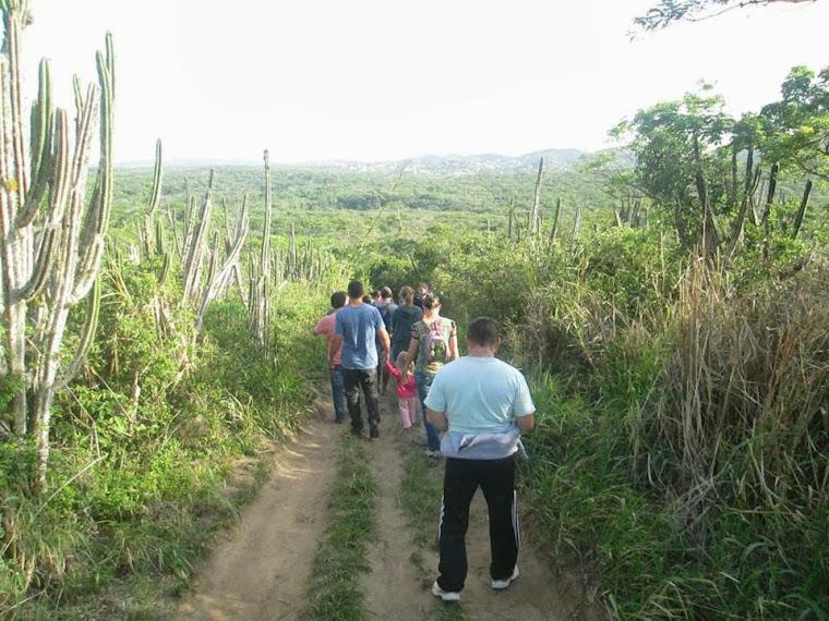Caminhada ecológica: