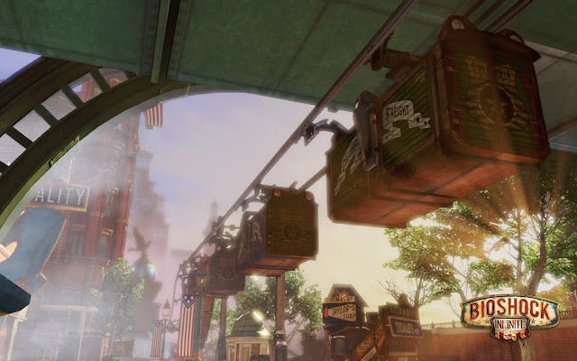 Golden Cargo - BioShock : Infinite