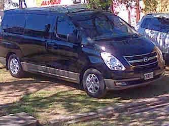 Camioneta de Colón