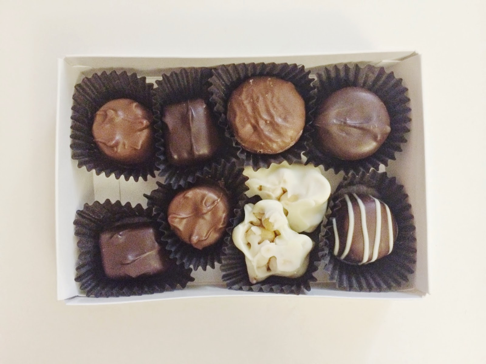 See's Satisfies My Chocolate Cravings  Livin' and Lovin'