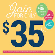Join My Team in August for $35!!