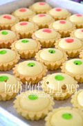 Cheese Tart- blubery,starwbery,coklat,kiwi