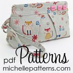 I buy Michelle patterns, do you?