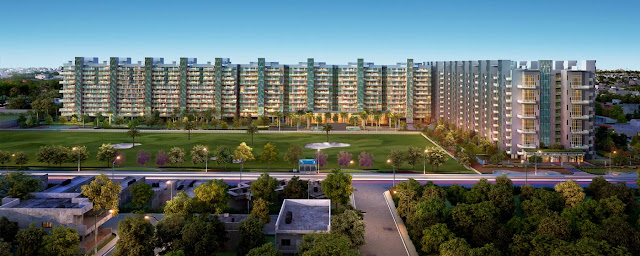 Beverly Golf Avenue Apartments Sector 65 Mohali 3+1 BHK Flats & 4+1 BHK Flats