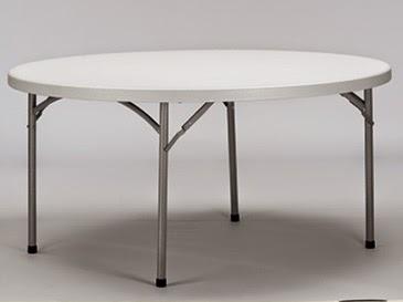 alquiler de mesa redonda en jaen