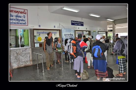 vhaadyai, hatyai, thailand, south thailand, songtheaw, temple, backpacking thailand, kota hatyai, hatyai railway station, stasiun hatyai