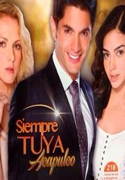 Siempre Tuya Acapulco capitulo 134 Jueves 14 de Agosto del 2014