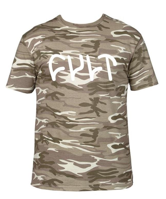 Camiseta CULT Desert $70.000