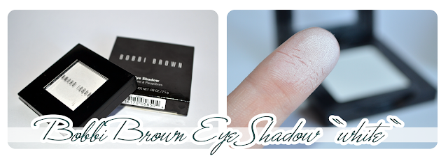 Mein Schminkkörbchen Bobbi Brown Eye Shadow WHITE