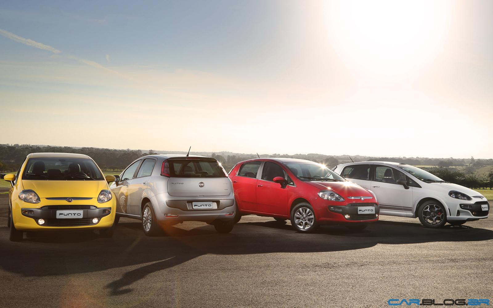 Fiat lança neste final de semana em São Paulo a linha 2013 do