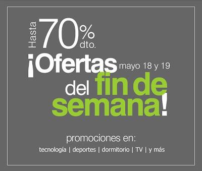 ofertas falabella 18-19 mayo 2013
