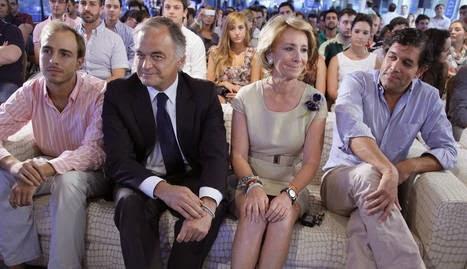 esperanza aguirre, partido popular, madrid, gobierno, corrupción