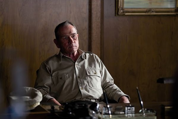 "Tommy Lee Jones en ""Emperador"" de Peter Webber"