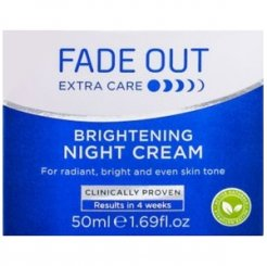 Fade Out Extra Care Brightening Night Cream - giveaway - motherdistracted.co.uk
