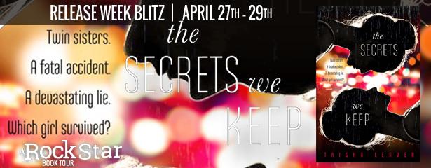 The Secrets We Keep PB Release Blitz + Giveaway thru 5/1