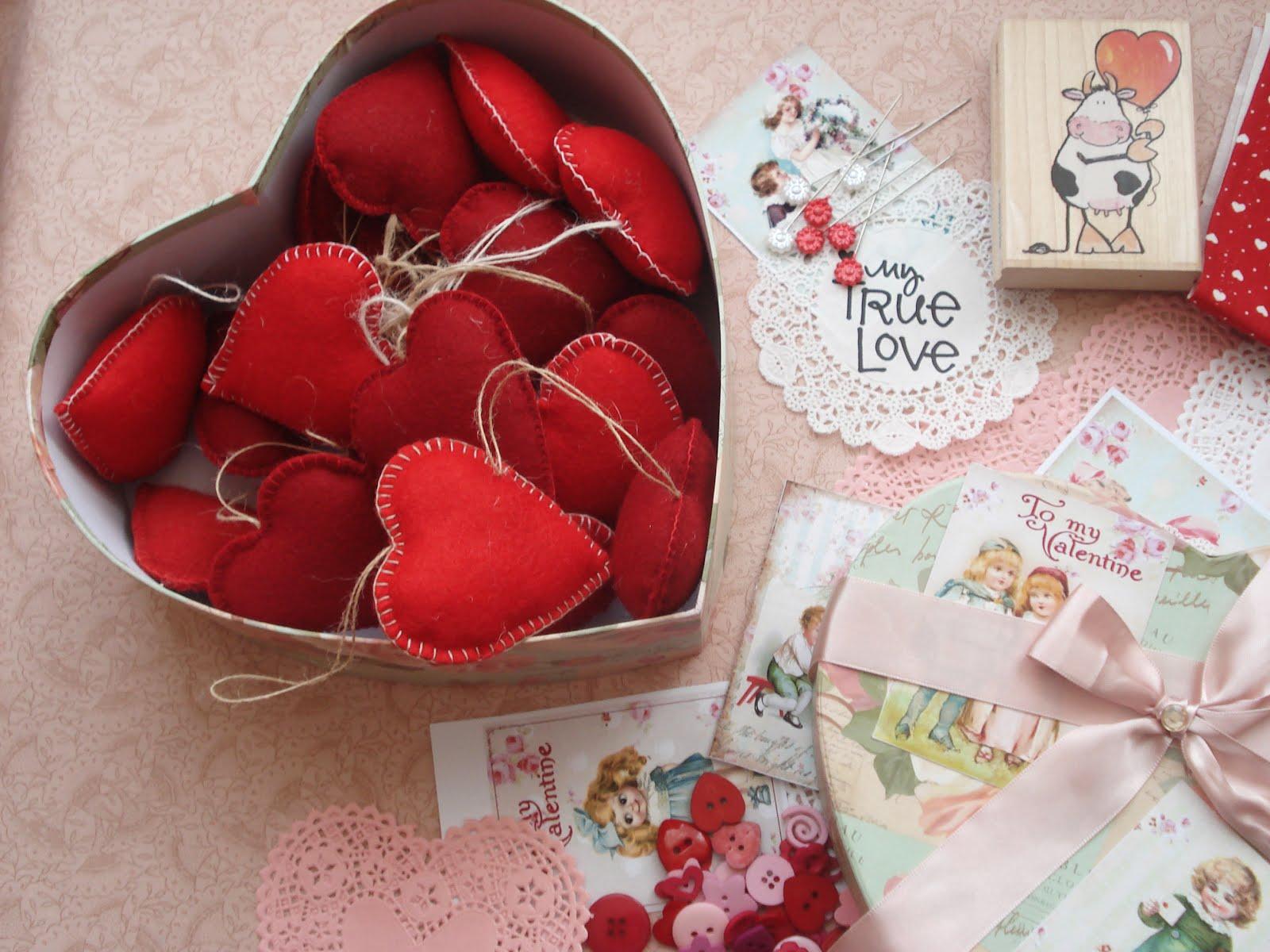 День святого валентина подарки