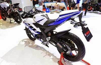Desain Yamaha R15
