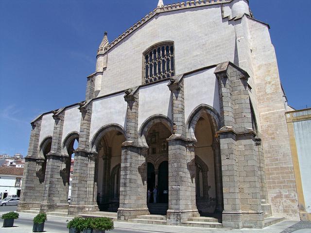 Igreja de São Francisco, Évora