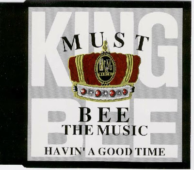 King Bee – Must Bee The Music (CDS) (1990) (320 kbps)