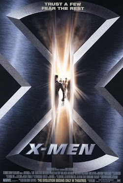 Dị Nhân - X-men 1: D Theater (2000) Poster