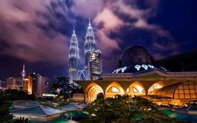 Kuala Lumpur Tourist attraction stills