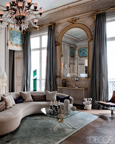 Great Inspiring Interiors: A Melange Of Old And New