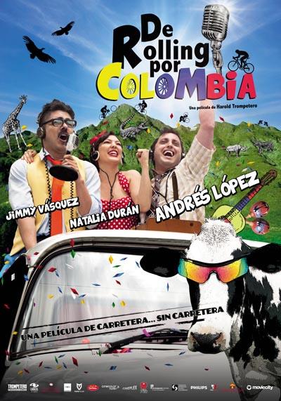 De rolling por Colombia (2013)