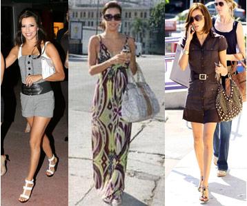 Visalli Moda Casa Eva Langoria Style And Makeup