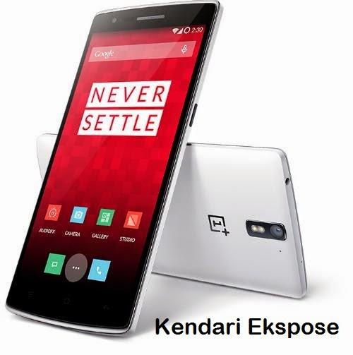 Harga dan Spesifikasi Hp OnePlus One Android 64 GB Baru