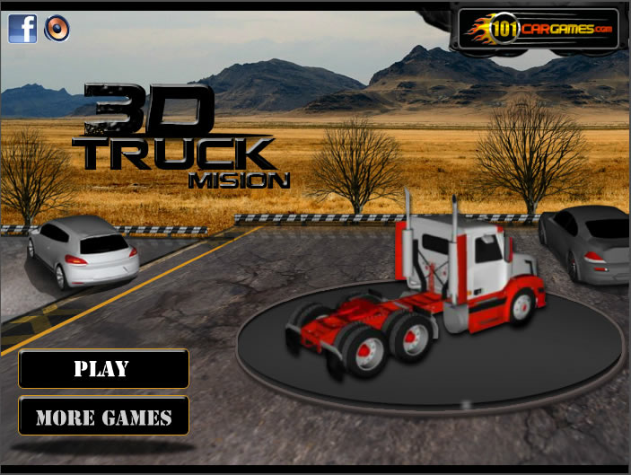 Truck Game : 3D Truck Mission