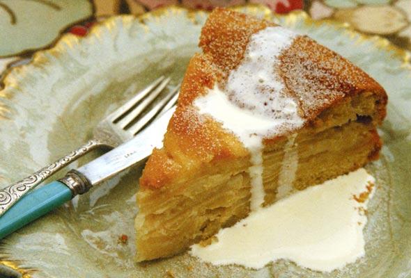 Taste Of Home German Apple Cake