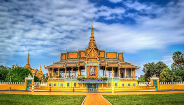 Phnom Penh, Viajes a Camboya
