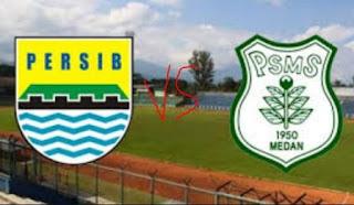 Persib Bandung Siap Hadapi PSMS Medan di Laga Persahabatan
