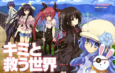 Date A Live Episode 13 OVA Subtitle Indonesia - Date to Date