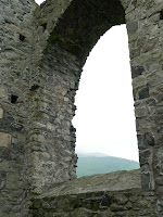 friary window ireland copyright kerry dexter