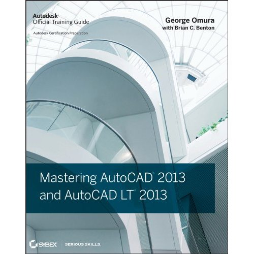 CAD-a-Blog: Mastering AutoCAD 2013 and AutoCAD LT 2013