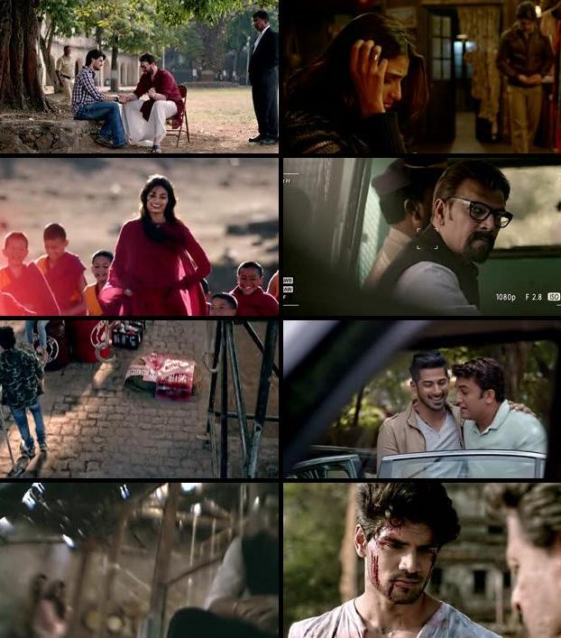 Hero 2015 Hindi 720p WEB HDRip 900mb