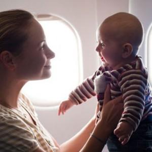 naik pesawat
