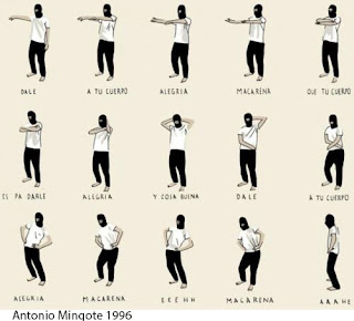 letra de danzas: