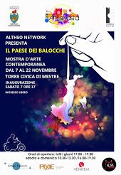 """""""Il Paese dei Balocchi"""" la Mostra. Mestre 2015"""