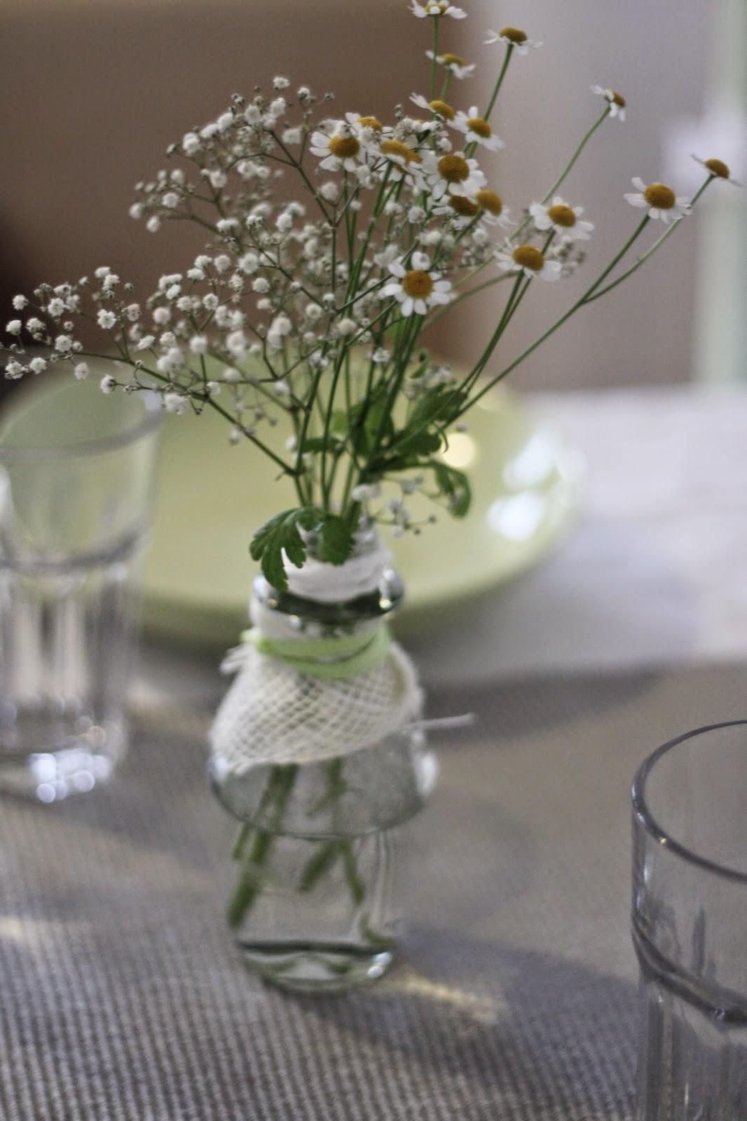 Fashionblog aus Deutschland: Tischdekoration