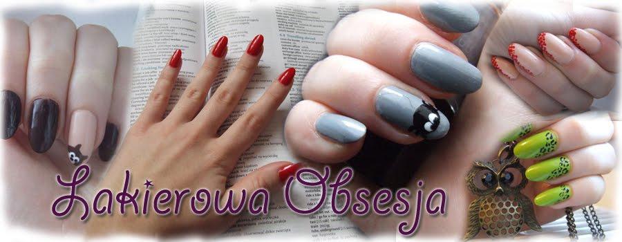♥  Lakierowa obsesja  ♥