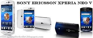 Harga Sony Ericsson Xperia Neo V