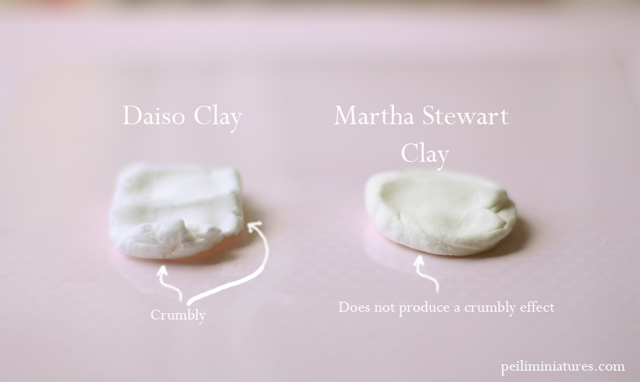 Air Dry Clay Project Ideas http://miniaturepatisseriechef.blogspot.com/2012/04/air-dry-clay-review-martha-stewart-air.html