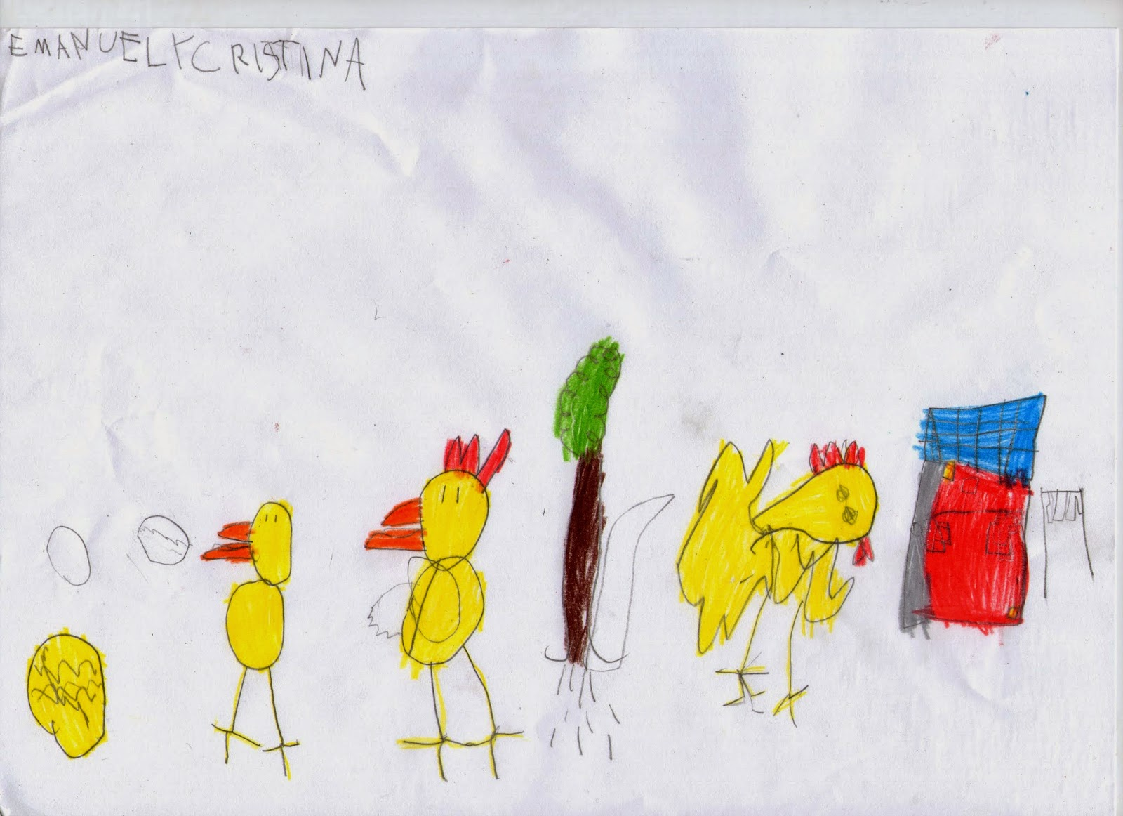 atividades inglês crianças teacher chicken era uma vez um ovo