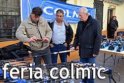 Feria Colmic en Aranjuez