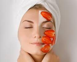 manfaat strawberry untuk kecantikan