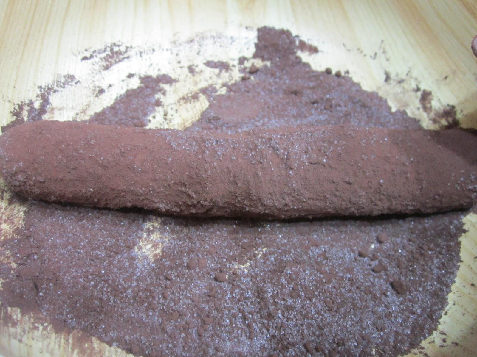 Kakao Mantolu Kurabiye Tarifi